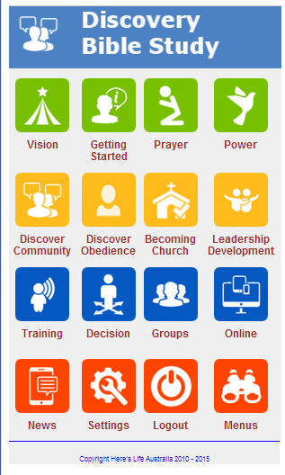 Discovery Bible Study | Here's Life Australia