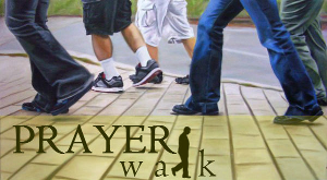 Prayer Walking